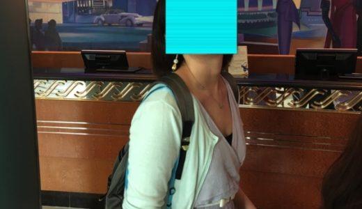 【マタ旅】2017 妊婦とHKDL旅行記 Part16 ハリウッドホテルに到着!