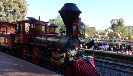 1歳児と行くDLR旅行記2018 Part44 ニモの世界とディズニーランド鉄道