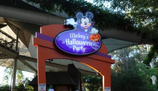 1歳児と行くDLR旅行記2018 Part45 Mickey's Halloween Partyその1