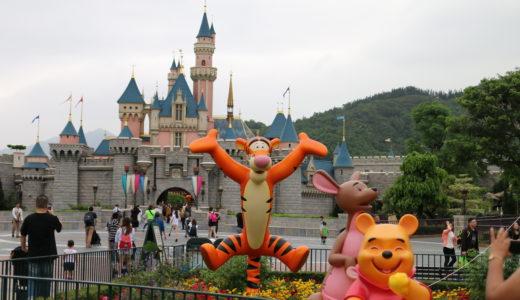 2019 HKDL旅行記 Part0 香港ディズニー再び…