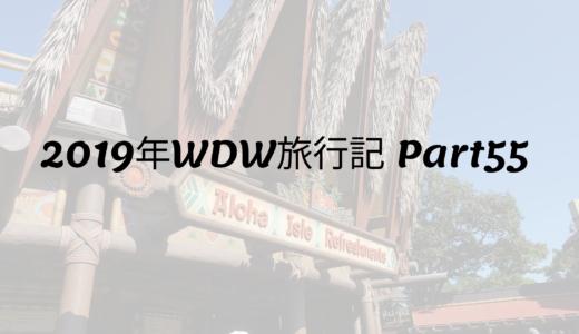 2019年WDW旅行記 Part55 朝のマジックキングダム